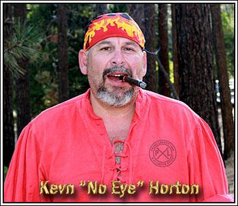 Hawker Kevn Horton.