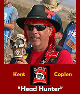 Kent 'Head Hunter' Coplen