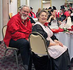 Bill & Carol Davidson.