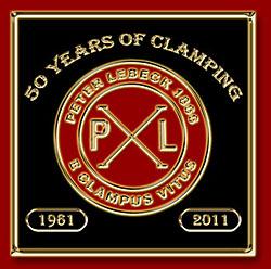 50th Anniversary Pin.