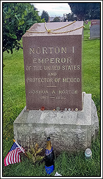 Norton Monument