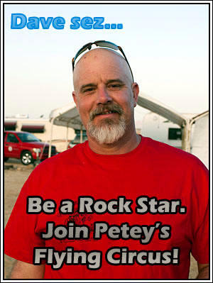 Dave 'Boulder' Staley invites you to join the Circus.