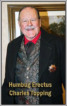 Charles Topping, Humbug Erectus.