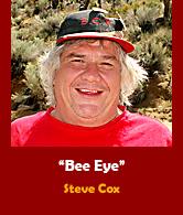 Steve 'Bee Eye' Cox