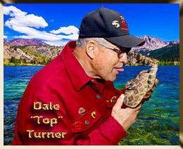 It's Dale 'Top' Turner!