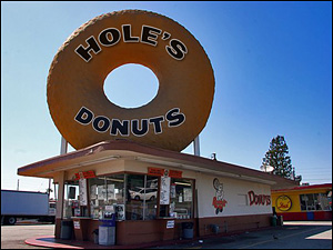 Hole's Donuts!