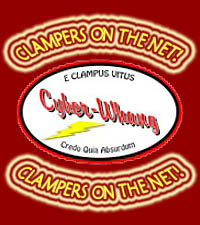 Cyber Whang -- Official Clamper Chapter Websites on the Net