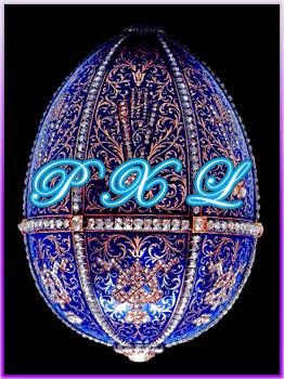 PXL Egg by Fabregé!