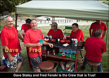 Fenski and Staley are the crew that is true!