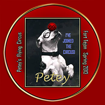 Join Petey's Flying Circus!
