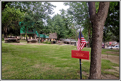 Camp Hamilton.