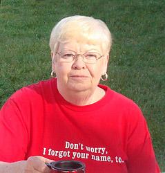 Linda 'Hazel' Johnson.