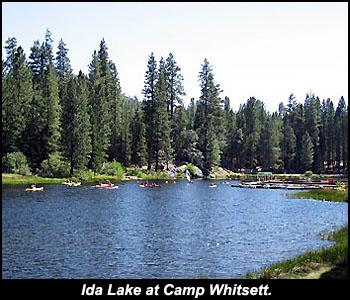 Lake Ida.