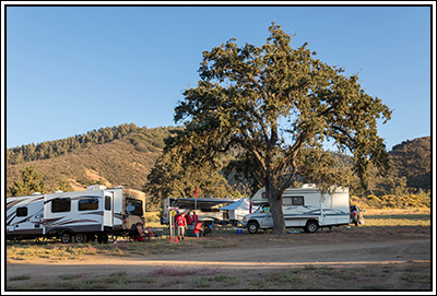 Indian Hill Campground.