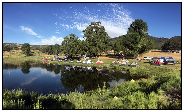 Indian Hill Campground!