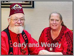 Gary and Wendy
