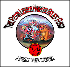 Hawker Fire Relief Mug.