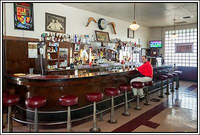 Noriega Bar.