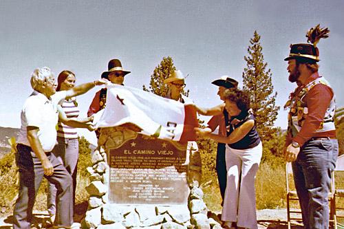1979 Erection -- El Camino Viejo.