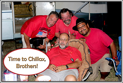 Jaime and the Brothers Chillax!!