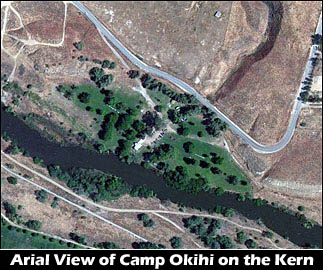 Aerial View of Camp Okihi.