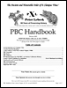 Click Here to download a PDF copy of the PBC Handbook.