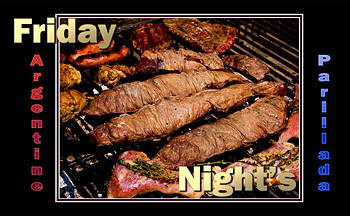 PXL's Friday Night Parrillada