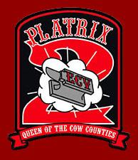 Platrix logo.