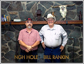 Russ Chapman, NGH, and Bob Rankin.