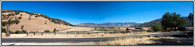 Rankin Ranch Panorama.