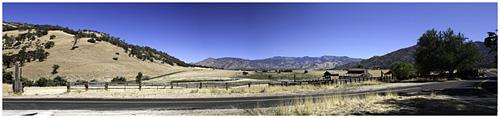 Rankin Ranch, Walker Basin.