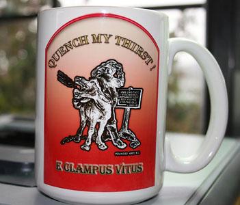 Mug: Quench My Thirst!