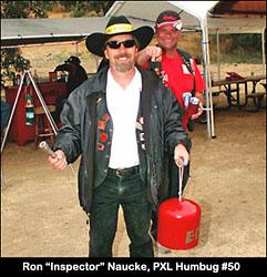 Ron Naucke, PXL Humbug #50