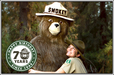 Smokey likes girls that like Smokey.