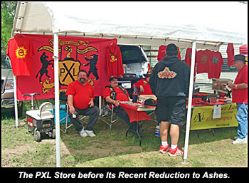 PXL Store Before the Fire.
