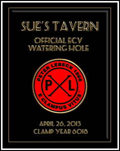 Sue's Tavern -- ECV Watering Hole!