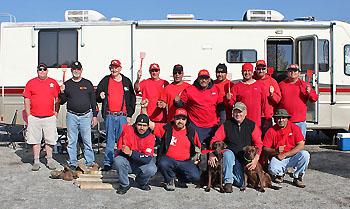 The Daryl 'PXL' Gates Memorial SWAT Team.