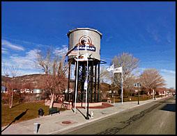Railroad Park, Tehachapi, CA