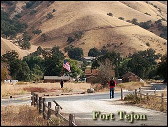 Fort Tejón.