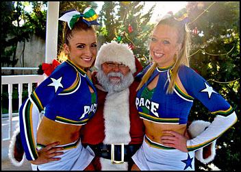 Tony Claus!