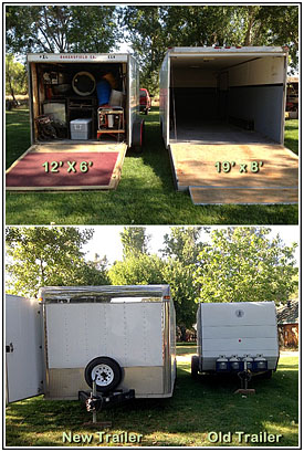 PXL's New Cook Trailer!'