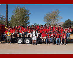 MGM Hides Among the Redshirts.