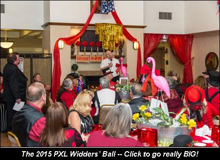 2015 PXL Widders' Ball!