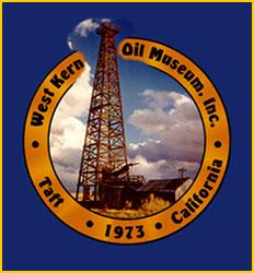 West Kern Oil Museum Logo.