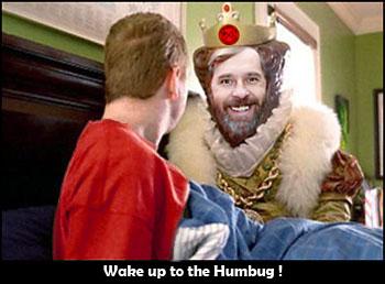 Wake Up to the Humbug!