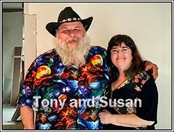 Tony and Susan Weaver