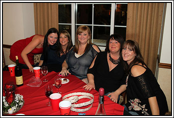 PXL Widders at last year's Ball.