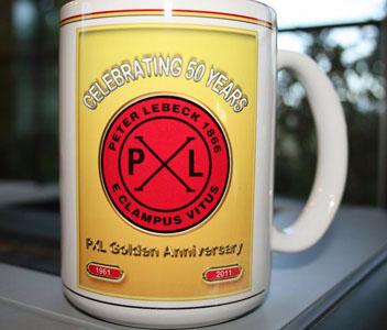 Mug: Celebrating 50 Years