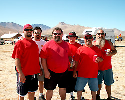 6 Brothers at the Inyokern Doin's.
