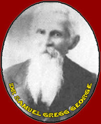 Dr. Samuel Gregg George.